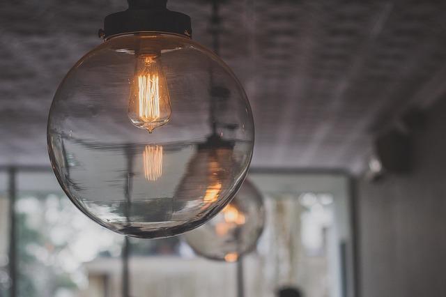 elegir lampara de techo